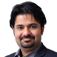 Ashish Arora, Technical Lead, Enterprise Solutions, Hexagon Geospatial