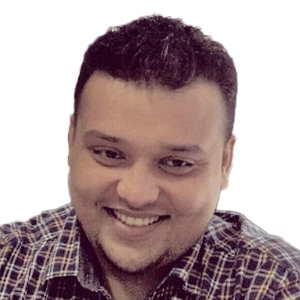 Mohit Baunthiyal, Sales Engineer, Construction BIM/CIM, FARO Business Technologies, India