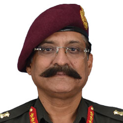 Lt Gen Sanjay Verma AVSM, VSM**, Indian Army,,