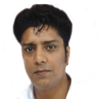 Vikram Jasrotia, Business Dev Manager, Hexagon Geosystems,