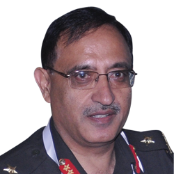 Lt General Girish Kumar, VSM, Surveyor General, Survey of India,